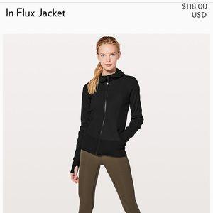 Lululemon Jacket  In flux
